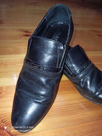 Туфлі дитячі шкіряні