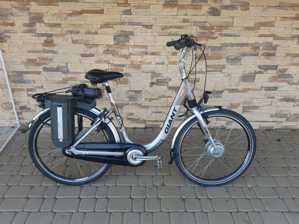 """Rower elektryczny GIANT 26"""" w BDB stanie ALU!!!"""