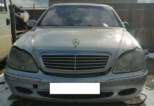 Mercedes W220 S klasa przekładnia kierownicza magiel maglownica