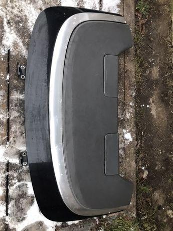 Pokrywa klapa dachu AUDI A4 B7 Cabrio listwa chrom LZ9Y
