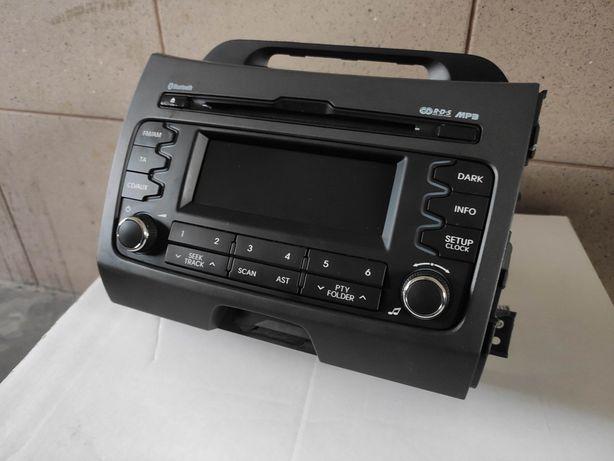 Radio kia Sportage III CD mp3 bluetooth