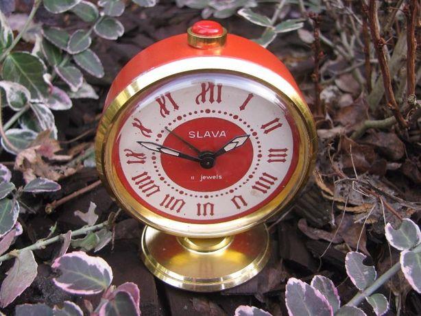 Rosyjski zegarek marki Slava Antyk