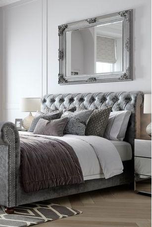 Tapicerowane łóżko z firmy NEXT- Westcott - LIKWIDACJA MAGAZYNU OKAZA