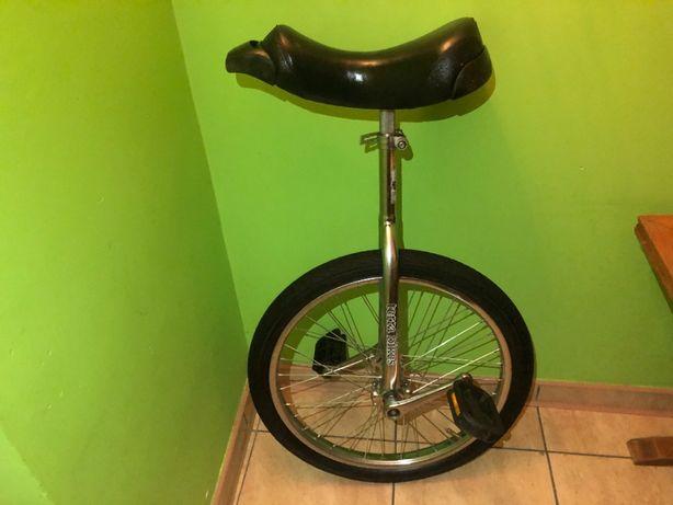 """Rower jednokołowy monocykl TERRA BIKES SPORT 20"""" Chrom cyrkowy"""