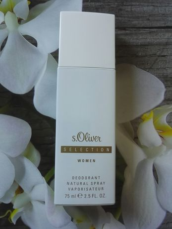 Dezodorant w sprayu S.Oliwer selection 75 ml