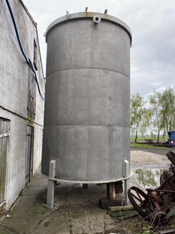 Zbiornik beczka cysterna 27 tys RSM L inox kwasoodporna  nierdzewny