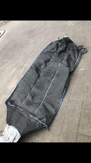 BIG BAG BAGI wysokie 205 cm lej wysypowy 1500 kg