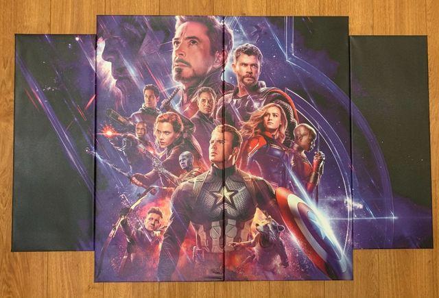 Модульная картина Marvel Avengers: Endgame (Мстители: Финал)