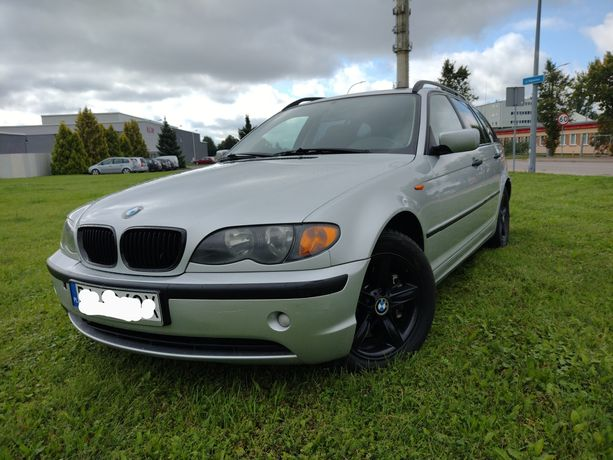BMW 320D 150km Lift 2005r 270tys. Km full opcja zamiana bez DPF
