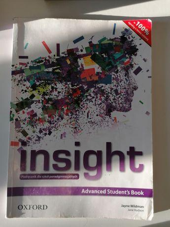 Insight Advanced student's book oxford