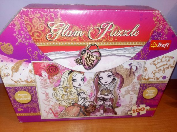 Puzle ever after high 100 el.