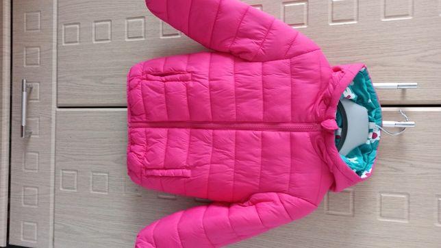 Курточка на девочку Джордж р. 110-116см.