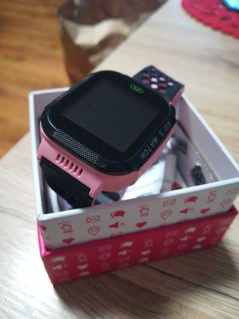 Smart watch art dla dziewczynki