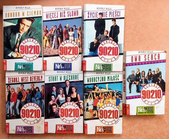Beverly Hills 90210 kolekcja 7 tytułów