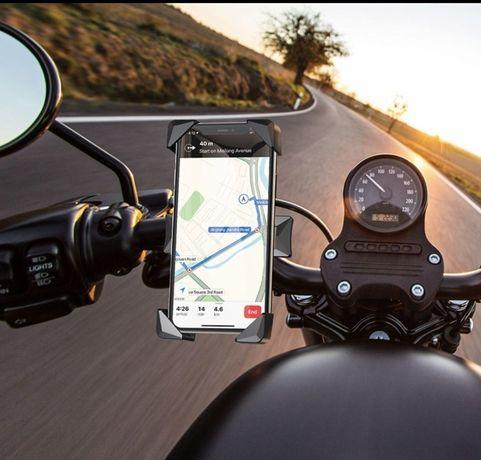 Велосипедный держатель мотодержатель самокат скутер коляска Hoco