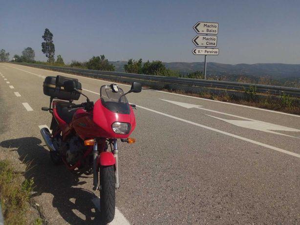 Yamaha Diversion 600 XJ