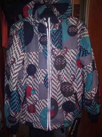 Куртка зима- весна Glissade рост 164.