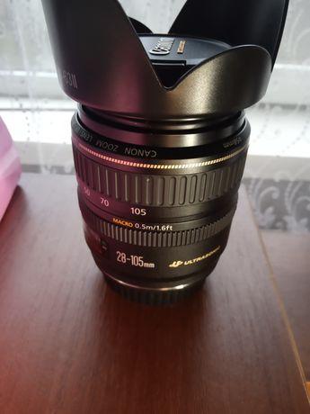 Canon 28-105 f 3.5-4.5 II usm