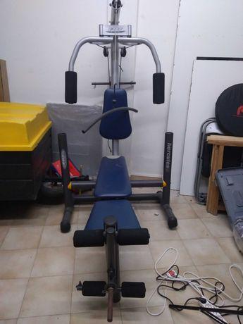 Equipamento ginásio musculação BH Hercules  2