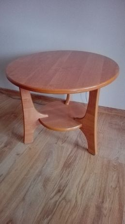 stolik kawowy okrągły