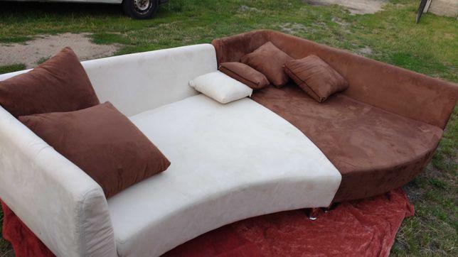 Sofa naroznikowa skora Ankara 286x183