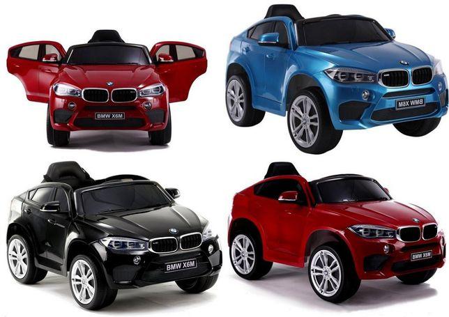 Auto na Akumulator BMW X6 Lakierowany-babyland lodz