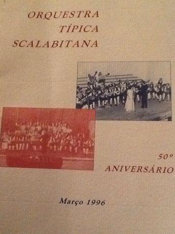 Orquesta tipica Scalabitana 50 * Aniversario -Março 1996 -