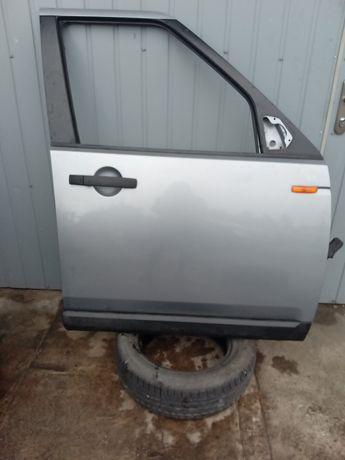 Drzwi Land Rover Discovery III prawy przód
