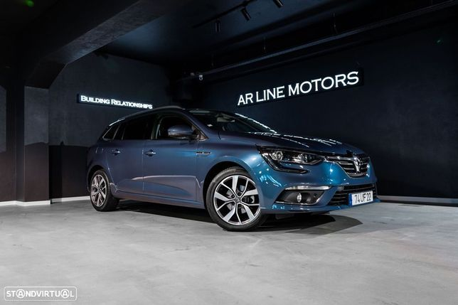 Renault Mégane Sport Tourer 1.5 dCi Bose Edition