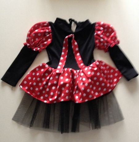sukienka Biedronka