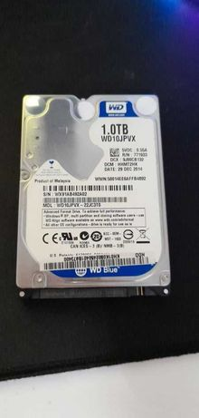 """Dysk HDD 1000gb 1TB  SATA 2,5"""""""