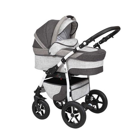 Продам коляску Baby Merc 2in1.
