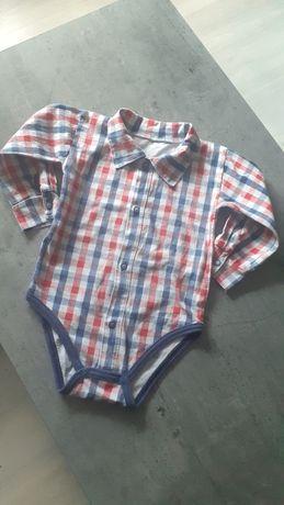 Body koszula chłopiec