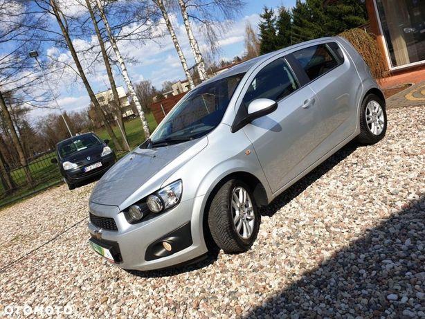 Chevrolet Aveo 1.6 Benzyna / Gaz , Bogate Wyposażenie , Sprowadzony , Zarejestrowany