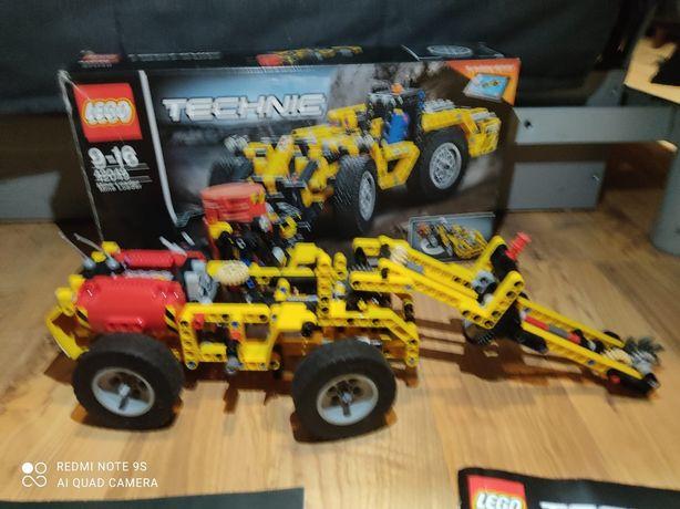 Lego Technic 42049 ładowarka górnicza 2 w 1