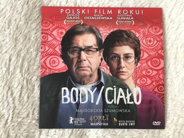 Body/Ciało Szumowska film DVD