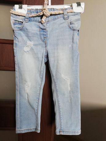 Spodnie jeansy next