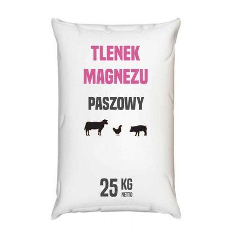 Tlenek magnezu paszowy - 25 - 1000 kg - Wysyłka kurierem