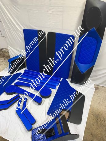 Тюнинг салона ваз синий2101 2103 2105 2106 2107 карты полка консоль