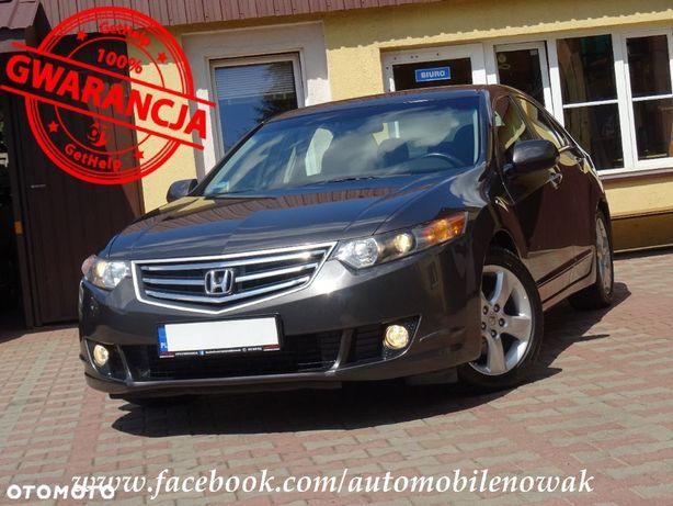 Honda Accord 2.0 i VTEC 156KM+LPG_Sedan_Salon Polska_Navi_Kamera_Zadbany_Gwarancja