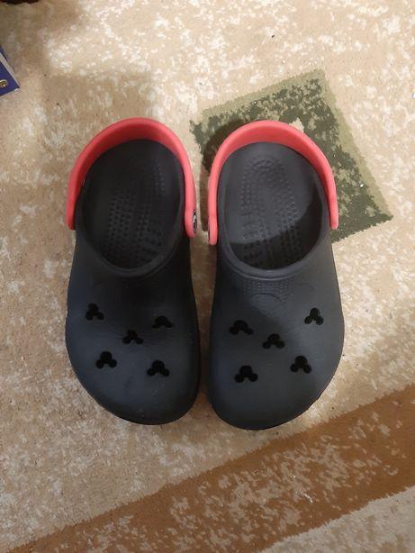 Детские фирменные crocs