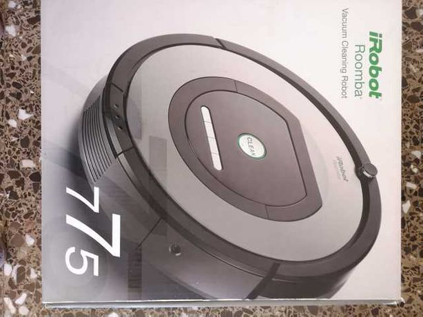 Aspirador Robot autónomo irobot Roomba 775 sem fios