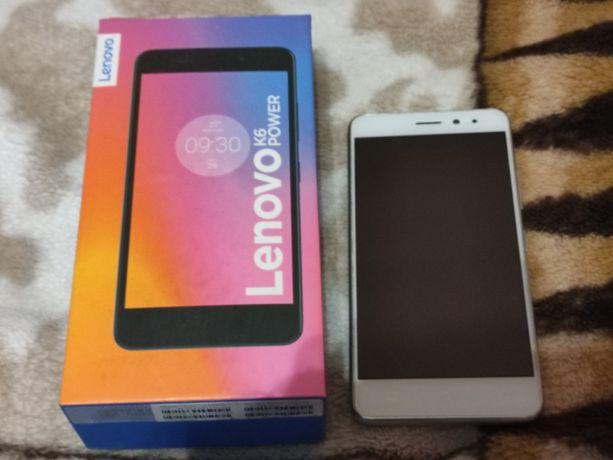 Lenovo k6 power смартфон