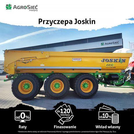 Przyczepa transportowa Joskin Trans-KTP 27/65