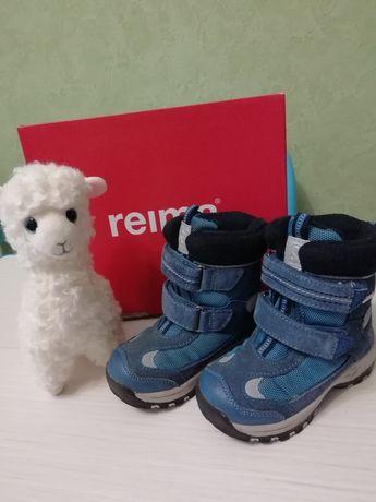 Зимние полусапожки, ботинки reima
