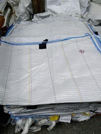 Worki Big Bag Beg 95/95/175 cm jednokrotnego użytku !