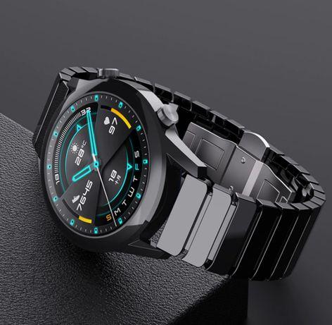 Smartwatch jak Huawei Watch GT Zegarek monitor Tętna, Bateria do 15dni