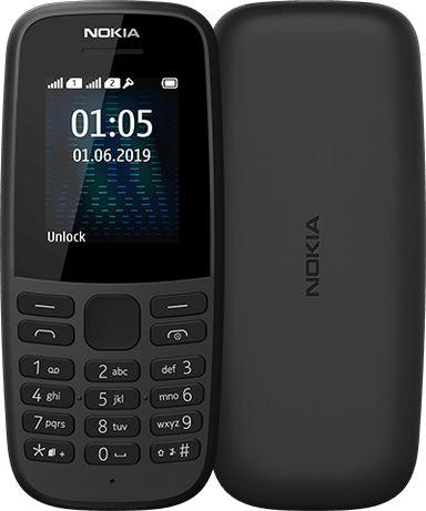 4 штуки - Nokia 105 TA-1203 Single Sim 2019 (по 400 грн штука)