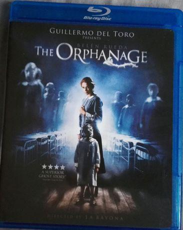"""Sierociniec"" ""The Orphanage"" Blu-Ray USA reg. A bez PL"