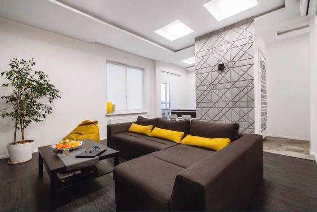 Две спальни и кухня-студия ЖК Гольфстрим, Аркадия